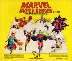 Marvel Super Heroes Set #2