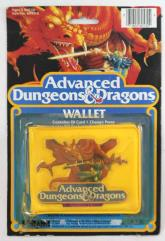 Advanced Dungeons & Dragons Wallet