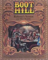 Boot Hill Referee's Screen