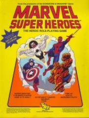 Marvel Super Heroes - Campaign Setting