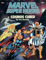 Cosmic Trilogy #1 - Cosmos Cubed