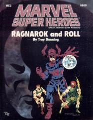 Cosmic Trilogy #2 - Ragnarok and Roll