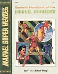 Gamer's Handbook of the Marvel Universe #2 - Eel thru Mad Dog