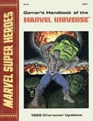 Gamer's Handbook of the Marvel Universe #5 - 1989 Character Updates