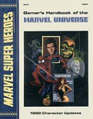Gamer's Handbook of the Marvel Universe #6 - 1990 Character Updates