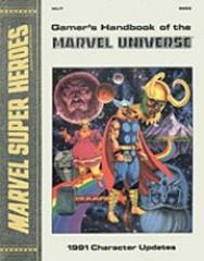 Gamer's Handbook of the Marvel Universe #7 - 1991 Character Updates