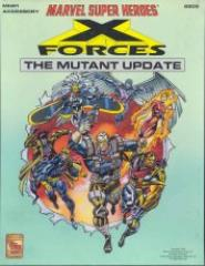 X Forces - The Mutant Update