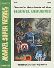 Gamer's Handbook of the Marvel Universe #8 - 1992 Character Update