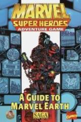 Guide to Marvel Earth, A