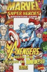 Avengers - Roster Book - Featuring the Thunderbolts