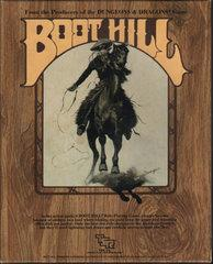 Boot Hill (2nd Edition, 2nd Printing)
