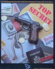 Top Secret (1st Edition)