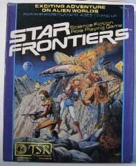 Star Frontiers Starter Collection - 2 Box Sets and 3 Modules!