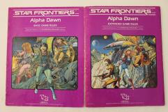 Alpha Dawn - Rule Books Only!
