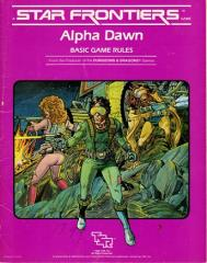 Alpha Dawn - Basic Rulebook