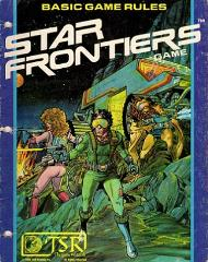 Star Frontiers - Basic Rulebook
