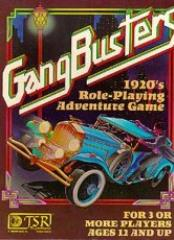 Gangbusters (1st Edition)