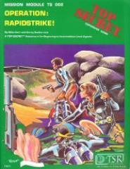 Operation - Rapidstrike!