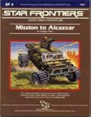 Alpha Dawn - Mission to Alcazzar