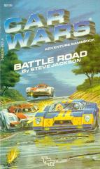 Car Wars #1- Battle Road