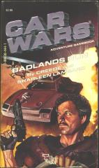 Car Wars #4 - Badlands Run