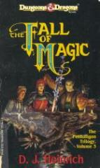Penhaligon Trilogy #3 - The Fall of Magic