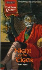 Ravenloft - Night of the Tiger