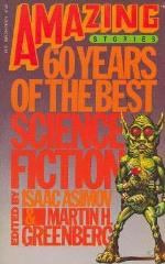 Amazing Stories - 60 Years of the Best Science Fiction - Anthology