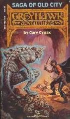 Greyhawk #1 - Saga of Old City