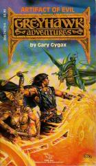 Greyhawk #2 - Artifact of Evil