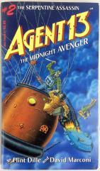 Midnight Avenger, The #2 - The Serpentine Assassin