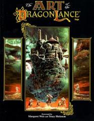 Art of the Dragonlance Saga, The (2nd Printing)