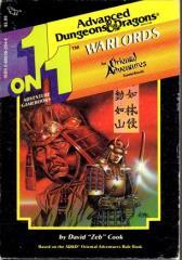 Oriental Adventures - Warlords