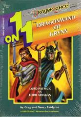 Dragonwand of Krynn - One on One Gamebooks