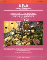 Festung Im Grenzland (The Keep on the Borderlands) (German Edition)