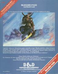 Blizzard Pass (German Edition)
