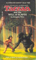 Tarzan and the Well of Slaves