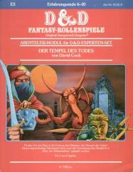 Der Tempel Des Todes (Temple of Death) (German Edition)