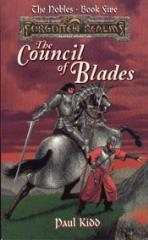 Nobles, The #5 - The Council of Blades