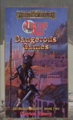 Netheril Trilogy #2 - Dangerous Games