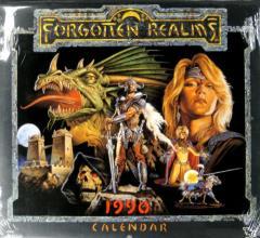 1990 Forgotten Realms Calendar