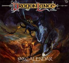 1991 Dragonlance Calendar