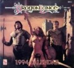 1994 Dragonlance Calendar