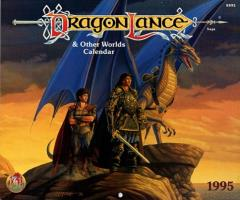 1995 Dragonlance Calendar
