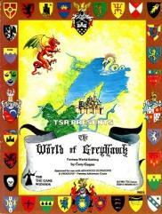 World of Greyhawk Folio, The (2nd Printing)