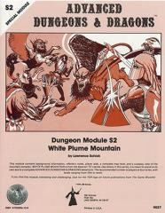 White Plume Mountain (Silver Anniversary Edition)