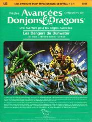 Les Dangers de Dunwater (The Danger at Dunwater, French Edition)