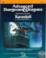 Ravenloft (Silver Anniversary Edition)