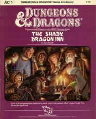 Shady Dragon Inn, The