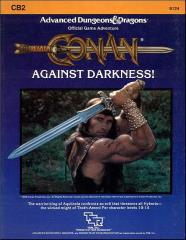Conan - Against Darkness